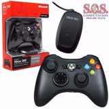 Game Pad Xbox 360 Wireless Combo Xbox Microsoft