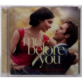 Cd Me Before You 2016 Trilha Filme Como Eu Era Antes De Você