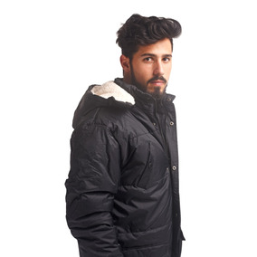 Customs Ba Campera Hombre Parka Parkas Camperas Corderito Ja