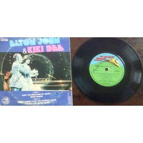 Lp Compacto - Elton John & Kiki Dee
