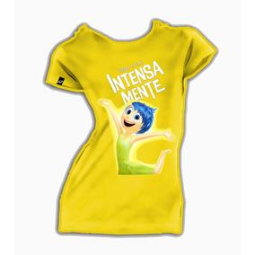 Playeras O Camisetas Intensamente Dama, Caballeros Niños