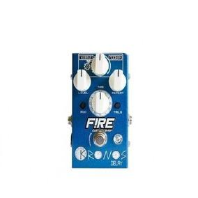 Pedal De Guitarra Fire Kronos Delay Garantia 3 Anos 12 X