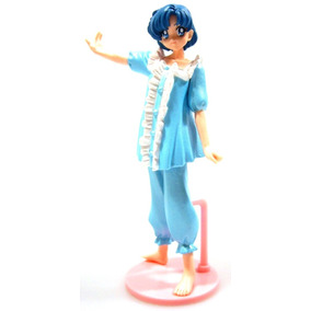 Sailor Moon: Sailor Mercury Amy Ami Mizuno En Pijama Celeste