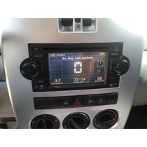 Central Multimidia Crysler 300c Dodge Ram Pt C/espelhamento