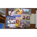 Lote De 10 Postales Publicitarias.