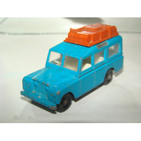 Matchbox Nº12 Land Rover Safari B135