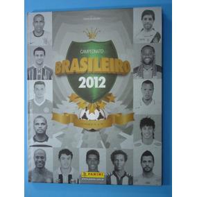 Álbum Capa Dura Do Campeonato Brasileiro De 2012 - Vazio