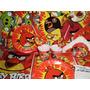 Angry Birds 20 Chicos Cumpleaños Tematico