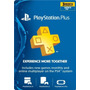 Playstation Plus 3 Meses (codigo Digital)