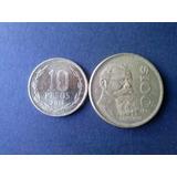 Moneda Mexico Cien Pesos Bronce 1991 (c32)