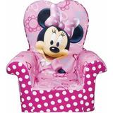 Silla Alta Espalda Marshmallow Bow-tique De Minnie Mouse