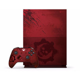 Consola Xbox One S De 2tb Gears Of War 4 Msi Blakhelmet Sp