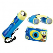 Juguetes Kit Bob Esponja Spongebob-squarepants Azul