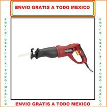 Sierra Sable Reciproca Electrica De Mango Giratorio 6 Amp