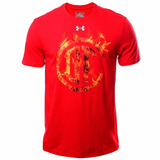 Playera Toluca Graphic Tee 1 Para Hombre Under Armour Ua521