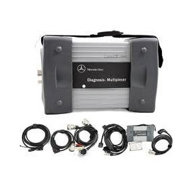 Scanner Mb Star C3 Mercedes Benz Com Notebook Dell 630