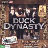 Duck Dynasty Redneck Wisfom Family Party Game