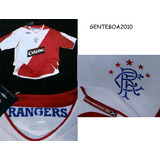 Rara Camisa Glasgow Rangers - Escocia Umbro Oficial Nova