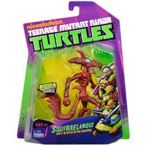 Tmnt Tartarugas Ninja Turtles Squirrelanoid Pronta Entrega