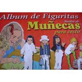 Album De Figuritas Sueños De Muñecas Para Vestir