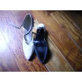 Zapatos Blancos 37 Para Novia