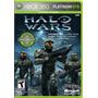 Videojuego Halo Wars Xbox 360 Platinumhits