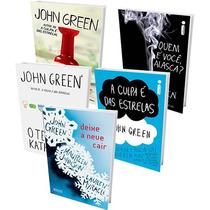 Coleção John Green ( 5 Livros ) Lacrados - Cidades De Papel