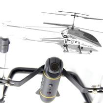 Mini Cámara Para Helicopteros A Radio Control Remoto Rc 4gb