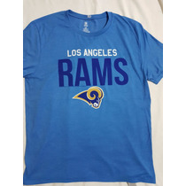 Playeras Rams Los Angeles Nfl Oficial Original