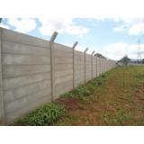 Muro Pré-fabricado De Concreto - Pré-moldado - Curitiba/pr