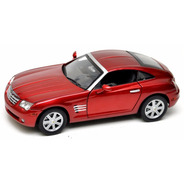 Chrysler Crossfire 1:18 Motormax Carros Miniaturas Réplicas