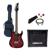 Ibanez Grx70 Combo Guitarra Electrica + Amplificador