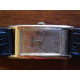 Reloj De Oro 18k Macizo Sigma Valmon Cuerda ¨60
