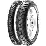 Kit Cubiertas Pirelli 110 80 18 + 80 90 21 Mt 60 Xtz 125 Fas