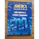 Revistas América Economía-lote De 2-en Español E Inglés-pm0