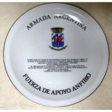 Gran Plato Fuerza De Apoyo Anfibio Armada Argentina Conmemor
