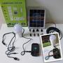Lanterna 3 Watts Led Smd C/ Carregador Solar P/ Iphone E S4