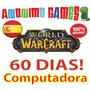 World Of Warcraft Wow Suscripción 60 Días Servidor Europeo