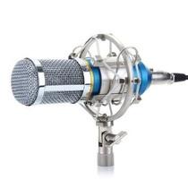 Microfone Condensador Profissional Bm800 Studio Gravacao