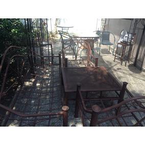Cojines de terraza usado en mercado libre chile for Juego de terraza usado chile