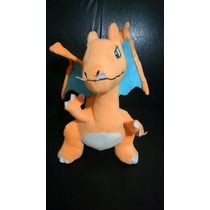 Peluche Pokemon Charizard Original De Centro Pokemon