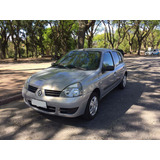 Renault Clio Authentique 1.2 16v 2008 - Impecable