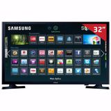 Smart Tv Samsung 32 Pulgadas Led Hd Wi-fi Un32j4300