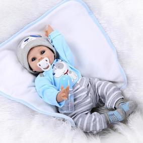 Bebe Reborn Arthur Menino 55 Cm Pronta Entrega