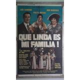 Que Linda Es Mi Familia 0572 Luis Sandrini Nini Marshall