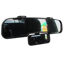 Espelho Retrovisor Interno Panorâmico C/ Vigia Bebê Auxiliar