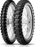 Kit Cubiertas Pirelli 110 90 19 + 80 100 21 Mx Extra En Fas!