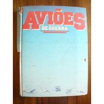 Livro Aviões De Guerra - Cod.24576/05