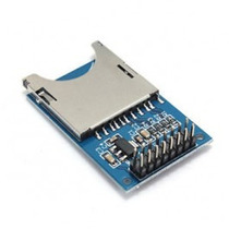 Módulo Shield Sd Card Para Arduino Pic Arm Mcu Eletrokits