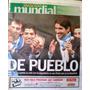 Uruguay Regreso Mundial 2010 14 Julio 2010 Ovacion